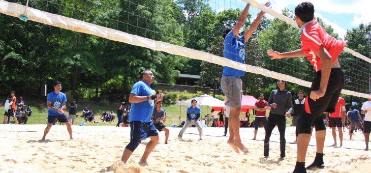 May 12th, 2018 Volleyball and Throwball Tournament