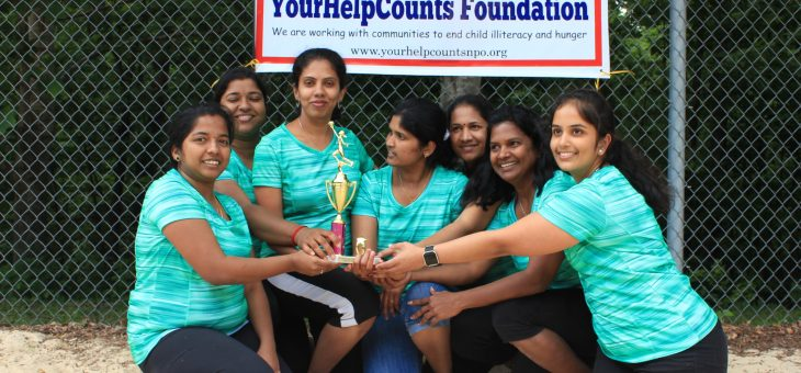 May 4th, 2019 Volleyball and Throwball Tournament